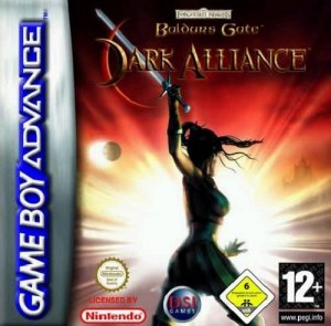 Baldur's Gate per Game Boy Advance