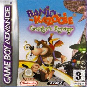 Banjo Kazooie Grunty's Revenge per Game Boy Advance