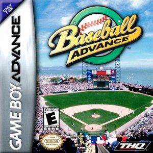 Baseball Advance per Game Boy Advance