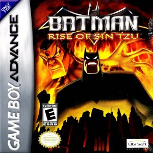 Batman: Rise Of Sin Tzu per Game Boy Advance