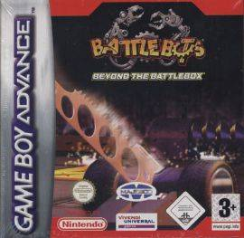 BattleBots: Beyond the BattleBox per Game Boy Advance