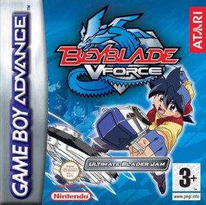 Beyblade per Game Boy Advance
