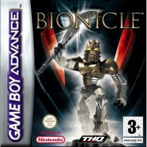 Bionicle: The Game per Game Boy Advance