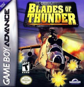 Blades of Thunder per Game Boy Advance