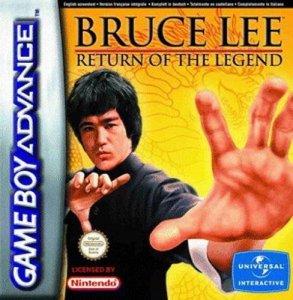 Bruce Lee : Return of the Legend per Game Boy Advance