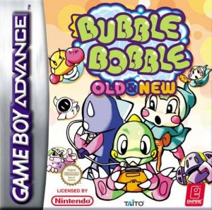 Bubble Bobble: Old & New per Game Boy Advance