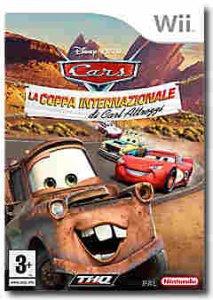 Cars: La Coppa Internazionale di Carl Attrezzi per Nintendo Wii