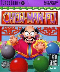 Chew Man Fu per PC Engine