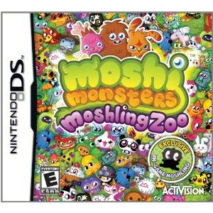 Moshi Monsters Moshling Zoo per Nintendo DS