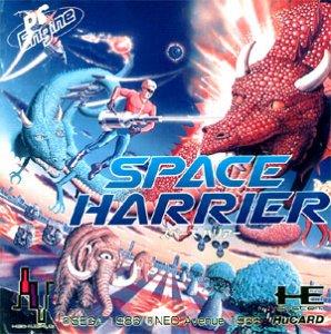 Sega Ages: Space Harrier per PC Engine