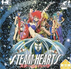 Steam Hearts per PC Engine