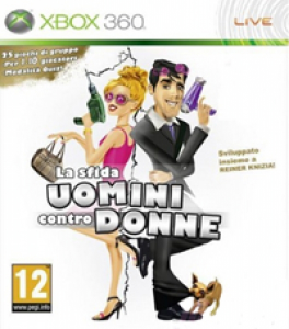 La Sfida: Uomini Contro Donne per Xbox 360