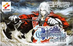 Castlevania: White Night Concerto per Game Boy Advance