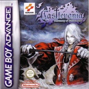 Castlevania: Harmony of Dissonance per Game Boy Advance