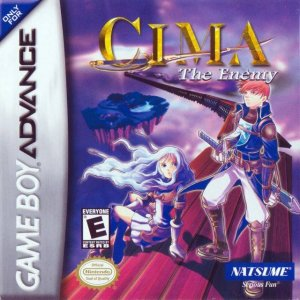 CIMA: The Enemy per Game Boy Advance