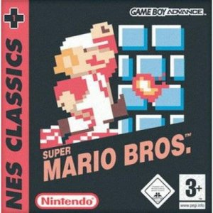 Classic Nes per Game Boy Advance