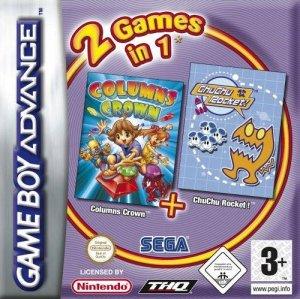 Colums & Chuchu Rocket per Game Boy Advance