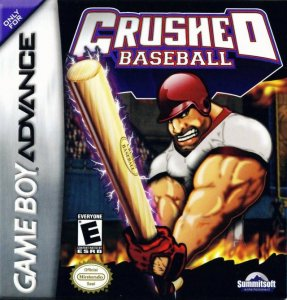 Crushed Baseball 2004 per Game Boy Advance