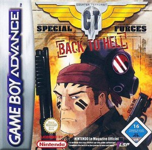 CT Special Forces Back to Hell per Game Boy Advance