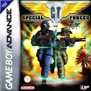 CT Special Forces per Game Boy Advance
