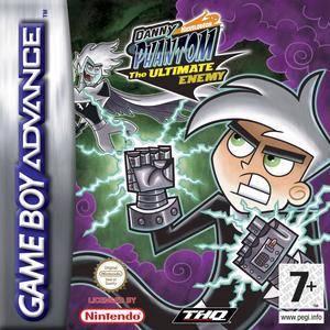 Danny Phantom: The Ultimate Enemy per Game Boy Advance