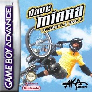 Dave Mirra Freestyle BMX 3 per Game Boy Advance
