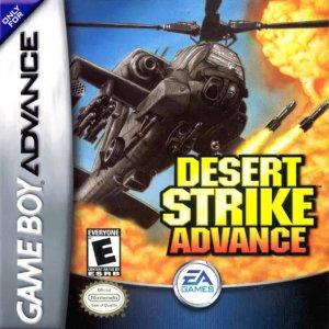 Desert Strike Advance per Game Boy Advance