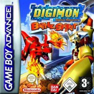 Digimon Battle Spirits per Game Boy Advance