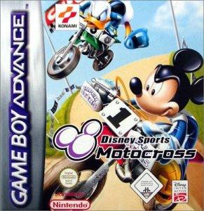 Disney Sports Motocross per Game Boy Advance