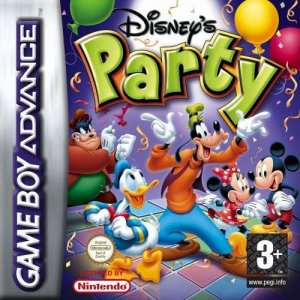 Disney Party per Game Boy Advance
