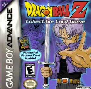 Dragon Ball Z Collectible Card Game  per Game Boy Advance