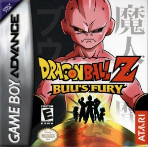 Dragon Ball Z: Buu's Fury per Game Boy Advance