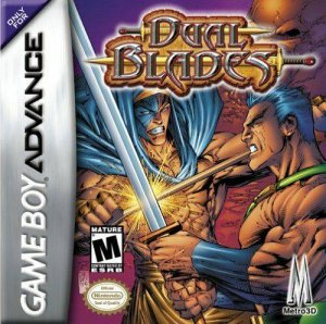 Dual Blades per Game Boy Advance
