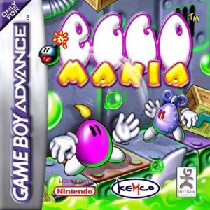 Eggo Mania per Game Boy Advance