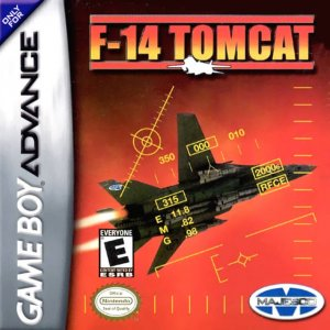 F-14 Tomcat per Game Boy Advance