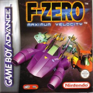 F-Zero: Maximum Velocity per Game Boy Advance