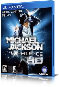 Michael Jackson: The Experience per PlayStation Vita