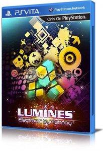 Lumines: Electronic Symphony per PlayStation Vita