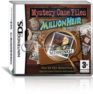 Mystery Case Files: MillionHeir per Nintendo DS