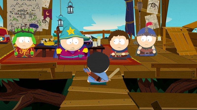 South Park: The Stick of Truth rimandato al 2013