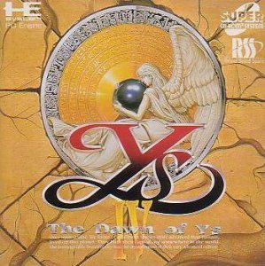 Ys IV: The Dawn of Ys per PC Engine