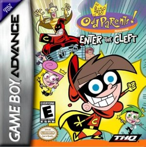 Fairly OddParents: Enter the Cleft per Game Boy Advance