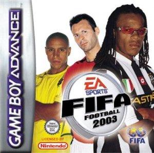 Fifa 2003 per Game Boy Advance