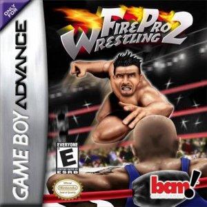 Fire Pro Wrestling 2 per Game Boy Advance