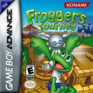 Frogger's Journey: The Forgotten Relic per Game Boy Advance
