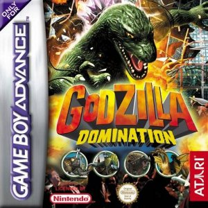 Godzilla: Domination per Game Boy Advance
