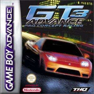 GT Advance 3: Pro Concept Racing per Game Boy Advance