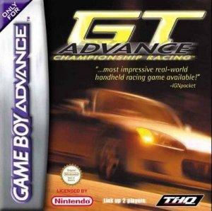 GT Advance: Championship Racing per Game Boy Advance