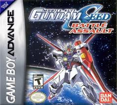 Gundam Seed: Battle Assault per Game Boy Advance