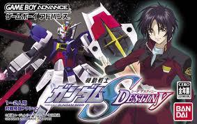 Gundam Seed Destiny per Game Boy Advance